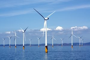 wind turbine farm offshore education DOB-Academy